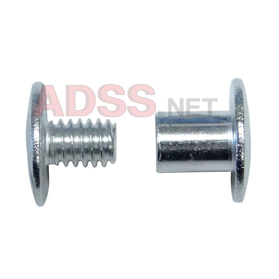 14 Aluminum Screw Posts Aluminum Screw Posts