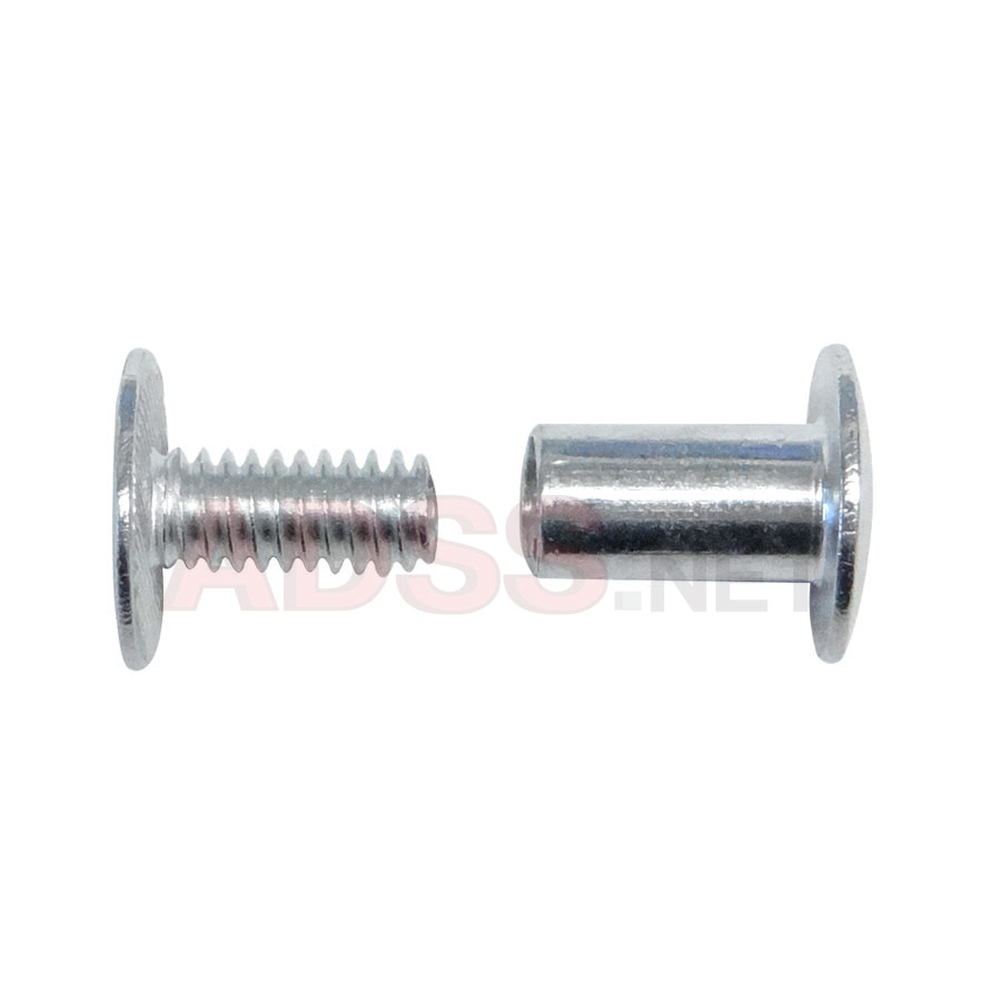 "3/8"" Aluminum Screw Posts"