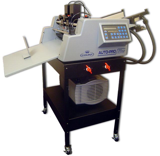 Auto Pro Plus Air Paper Scoring / Numbering / Perforating Machine