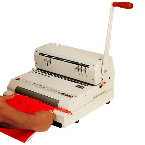 CoilPro 2000i Coil Binding Machine, Coil Binding Machines