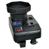 C850 heavy duty coin counter and off-sorter