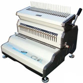 CombMac-24E Electric Comb Binding Equipment