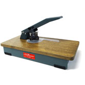 Lassco Wizer CR-50B Heavy Duty Tabletop Manual Corner Rounder