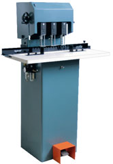 Lassco Spinnit FMMP-3 Three Spindle Paper Drill