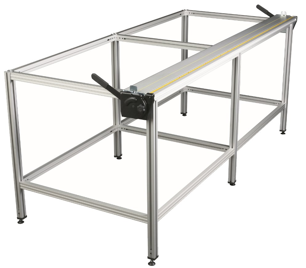 "Big Bench Xtra for 104"" Javelin Xtra & Series 2"