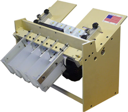 GC2000M Full Bleed, Gutter Cut Card Cutter