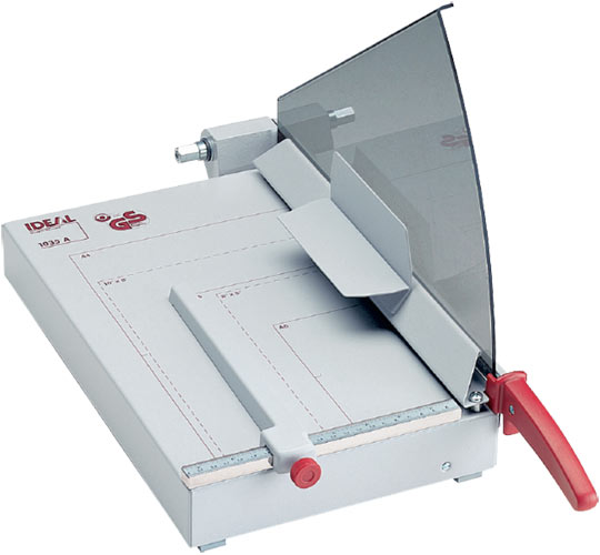 "Kutrimmer 1035 13 3/4"" Paper Cutting Machine"