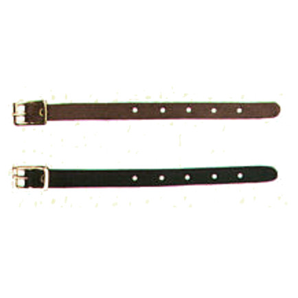 Leather Luggage Strap