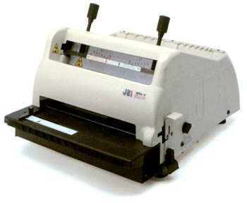 PB3300 Interchangable Die Wire Binding Punch with Electric Wire Closer