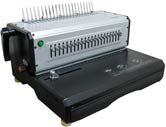 PBPro 201E Electric Comb Binding Machine