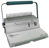 PBPro 200 Plastic Comb Binding Machine