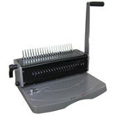 PBPro 201 Plastic Comb Binding Machine