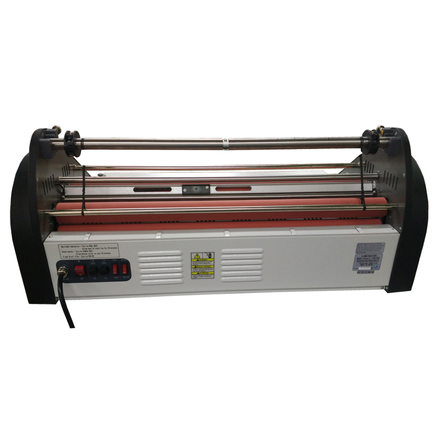 Phoenix 2700-DHP Dual Heat Laminator — Production Model