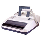 SircleBind CW-4500 Electric Comb and Wire Combo Binding Machine