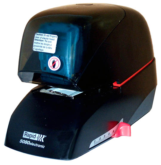 5080 Electric Stapler