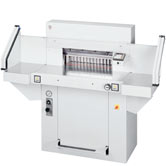 MBM 5551-06 EP  21 1/2 inch Hydraulic Fully Automatic Paper Cutter