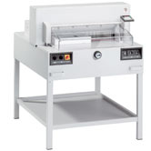 MBM Triumph 6550-EP  25 1/2 inch Digital Fully Automatic Paper Cutter