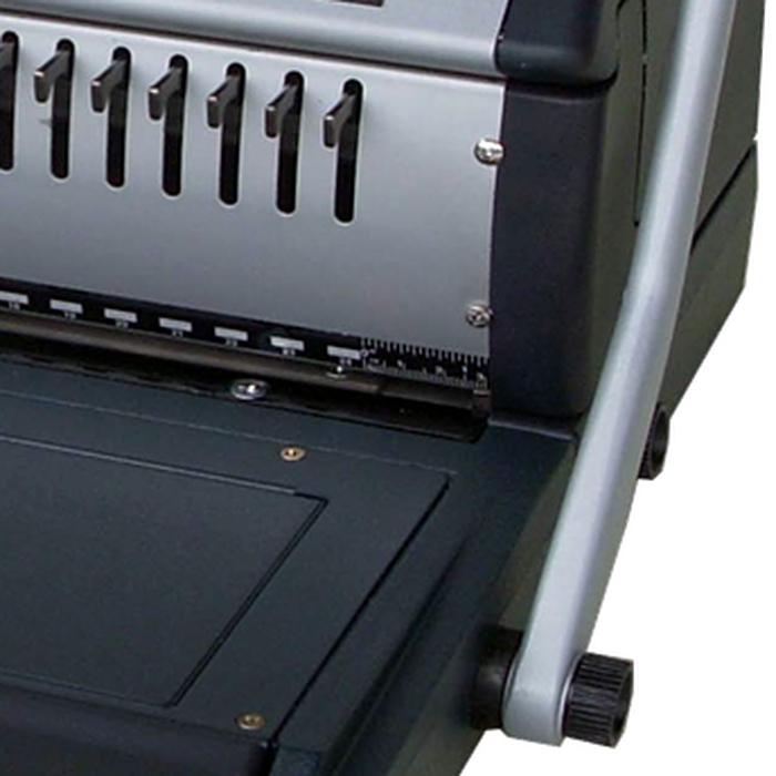 punch binding machine
