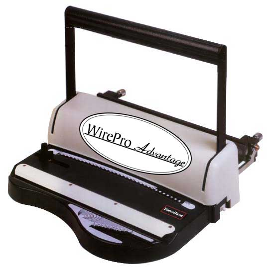 WirePro Advantage Wire Binding Machine
