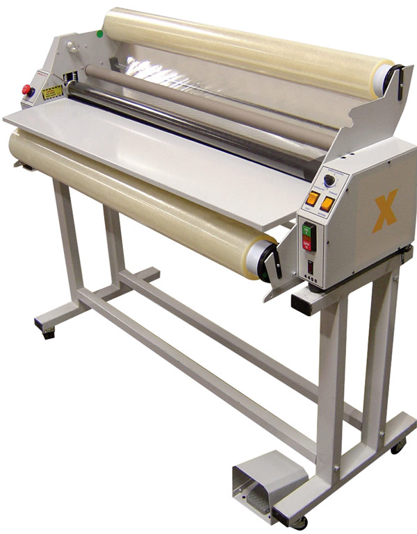 "Xyron 4400 Wide Format 42"" Cold Laminator and Adhesive Applier"